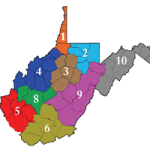 West Virginia Districts