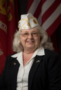 Commander Barbara Burdette